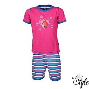AKCIÓS HORKA gyerek pizsama szett - 2 részes (pink 0f09e30abf